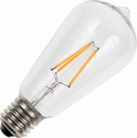 DECO LED Edison 3W 130mm E27 2500K 320Lm RA89
