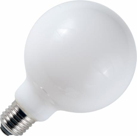 DECO LED Globe opal 95x135mm 5,5W 420Lm 925 320°