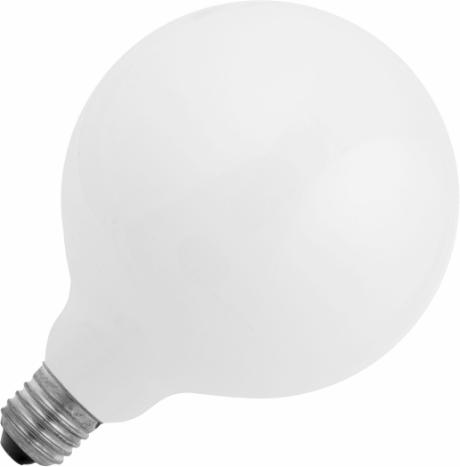 DECO LED Globe opal 125x180mm 5,5W 420Lm 925 320°