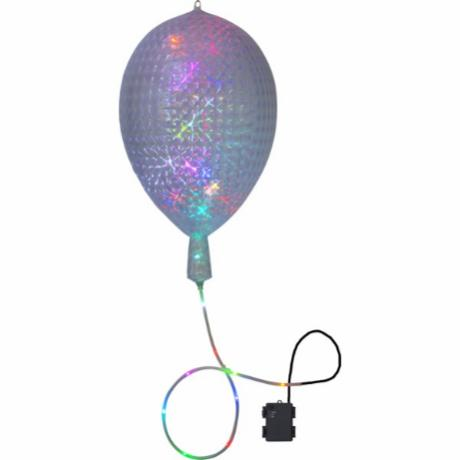 Party ballon RGB IP44 f/AA batteri m/timer