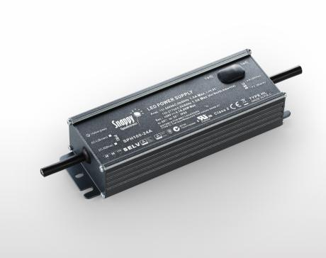 LED driver 24VDC 100W 190x62x37mm IP65
