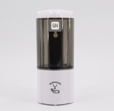 Dispenser til hånddesinfektion 500ml sensor hvid